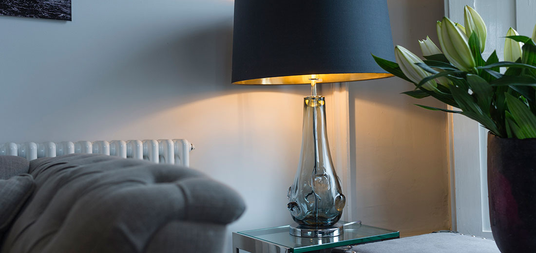 <h2>Lighting</h2><p>Good lighting is essential to creating the right atmosphere. 